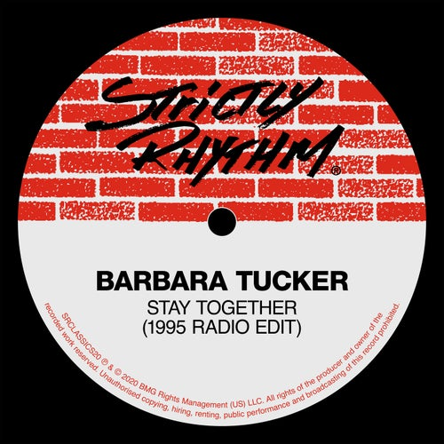 Stay Together (1995 Radio Edit)