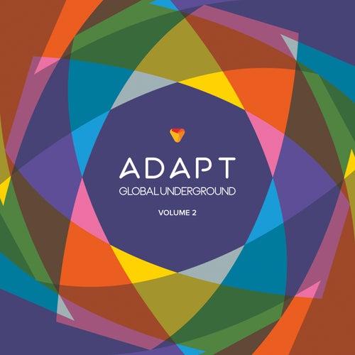 Global Underground: Adapt #2 (Mixed)