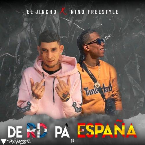 De RD Pa ESPAÑA