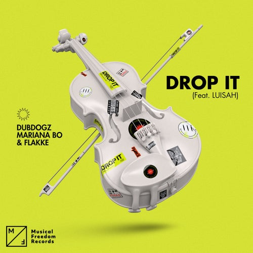 Drop It (feat. LUISAH)