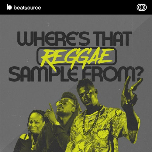Where's That Reggae Sample From? Album Art