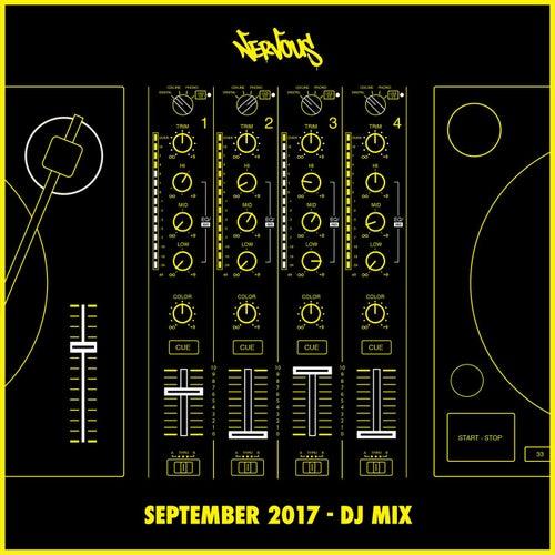 Nervous September 2017: DJ Mix