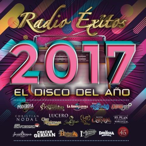 Radio Éxitos 2017 El Disco Del Año