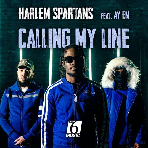 Calling My Line (feat. Ay Em & JBeatzz)
