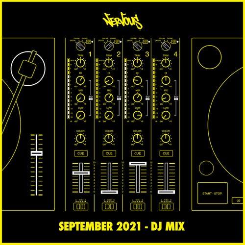 Nervous September 2021 (DJ Mix)